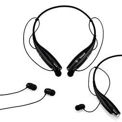 Wireless Sport Stereo Headset Bluetooth Earphone headphone f