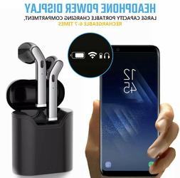 Wireless TWS Headphones Earphones Earbuds Bluetooth In-Ear P