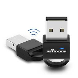 Wireless USB Bluetooth Dongle Adapter Music Stereo Headset C