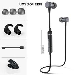 Sound Intone H6 Bluetooth Earphone With MIC Sweatproof Gym S